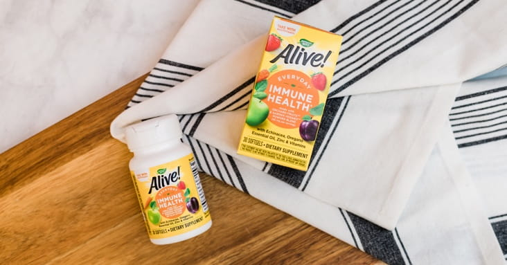 Alive! Everyday Immune Health