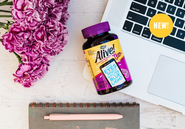 Alive – Teen Gummies