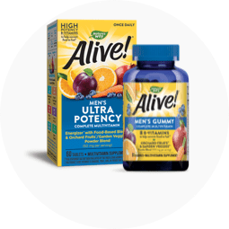 Men's Multivitamins