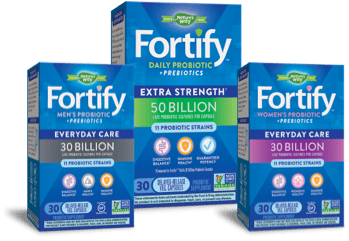 Fortify Daily Probiotics